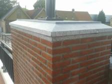 belgisch hardsteen muurafdekker