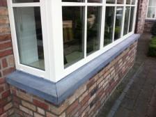 belgisch hardsteen licht gezoet raamdorpels