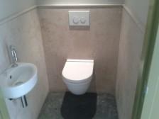 jura gelb gezoet wc wanden